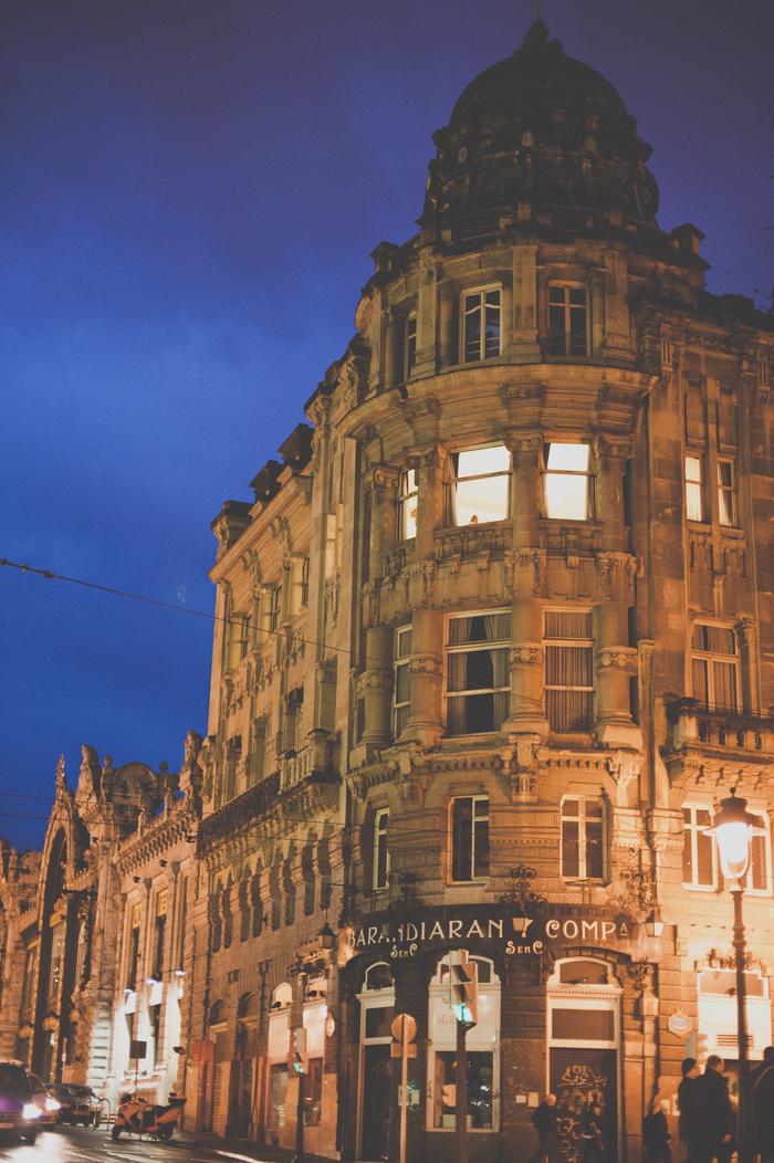 city street corner at night - photo #24