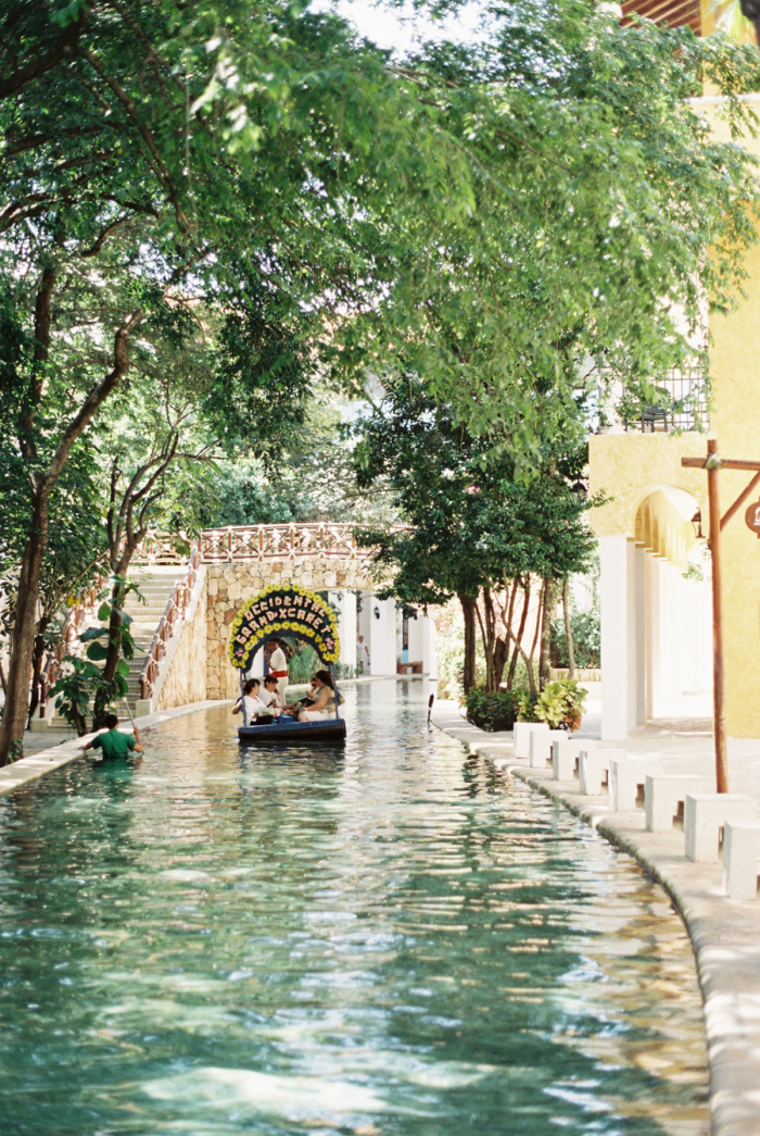 Canal in Playa del Carmen Mexico - Entouriste