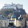 Hohensalzburg Castle of Salzburg