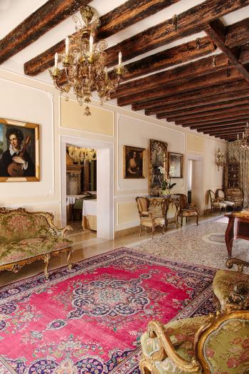Hotel Ca del Moro in Malamocco Venice