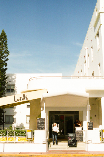 Lords Restaurant in Miami Beach