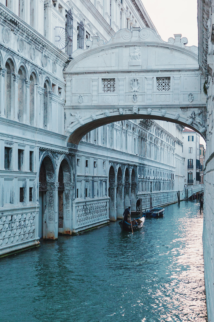 Marble Buildings On The Water In Venice Italy Entouriste