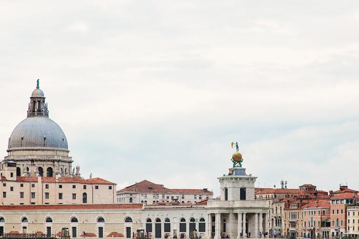 Skyline of Venice Italy