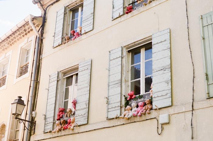 Teddy Bears in Saint Remy de Provence France