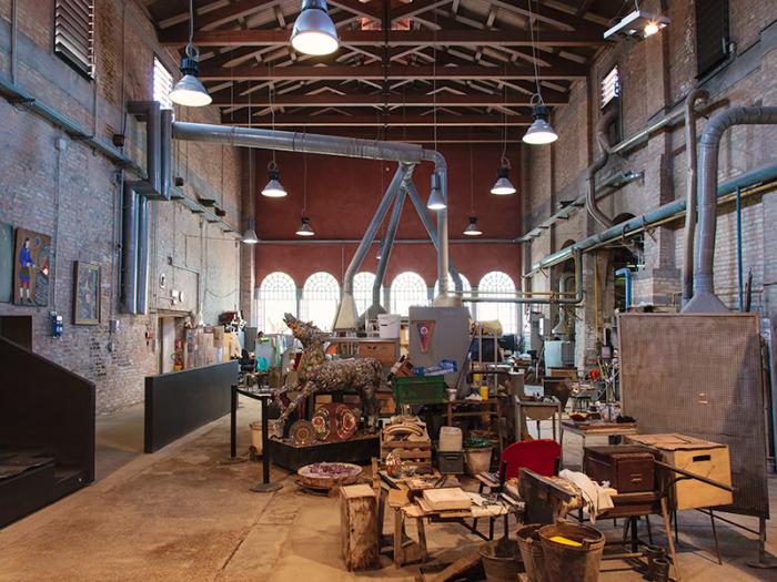 Best Glass Factory In Murano