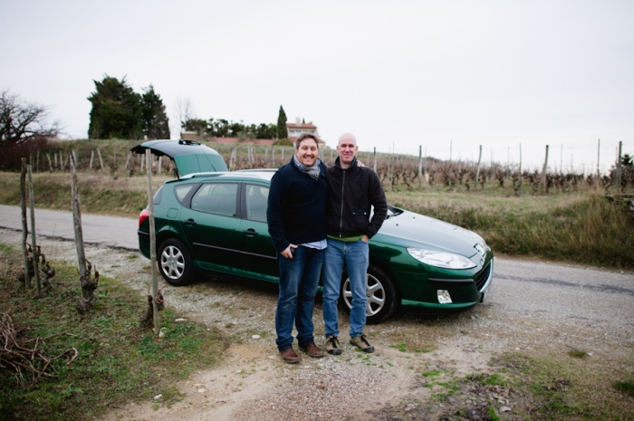 Guided Rhone Valley Wine Tour with Paul