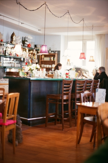 Bar Seating in Zurich Switzerland