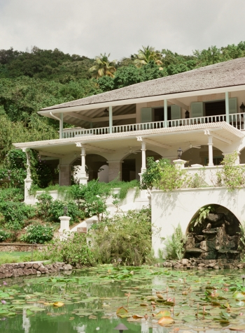 Secluded Sugar Beach Hotel in St Lucia