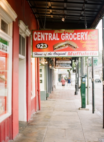 Central Grocery in New Orleans