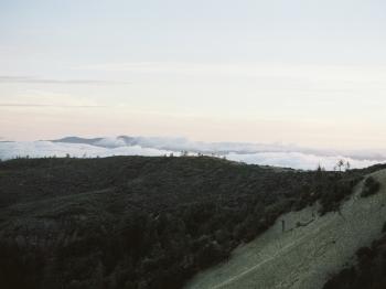 Clouds Over Santa Barbara