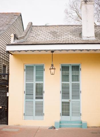 Front Door in New Orleans
