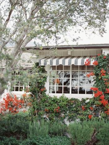 Hotel at San Ysidro Ranch in Santa Barbara