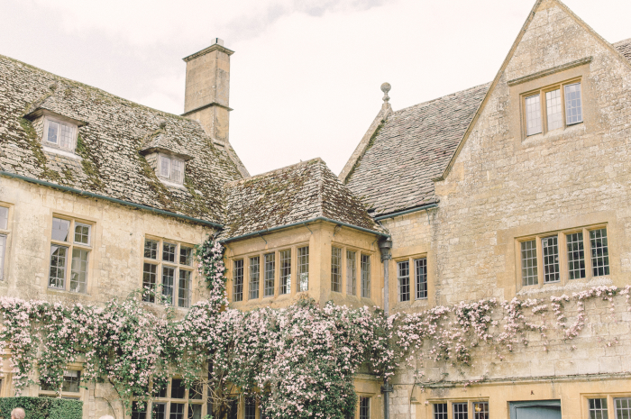 Estate House at Hidcote Manor Garden in the Cotswolds