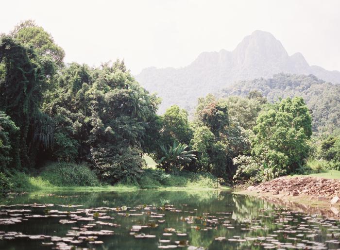 Mountainous Countryside at the Datai Langkawi