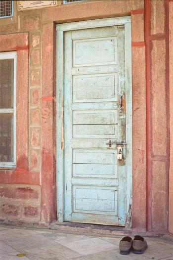 Pastel Colors in Osian Jodhpur India