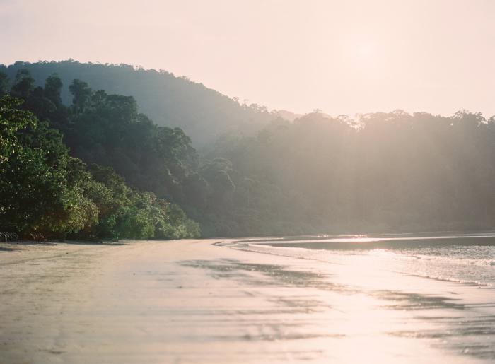 Sunset at the Datai Langkawi