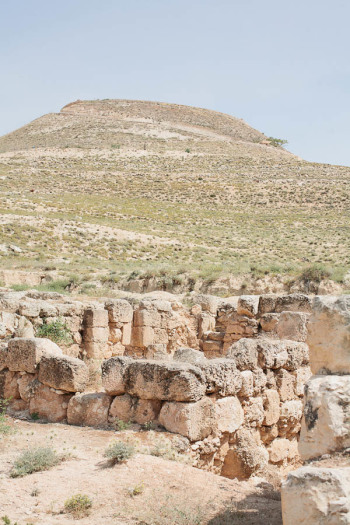 A Visit to the Herodian Ruins of Palestine