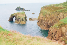 Breathtaking Views in Lands End England