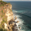 Cliffside Uluwatu Temple in Bali