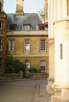 Exploring Cambridge England