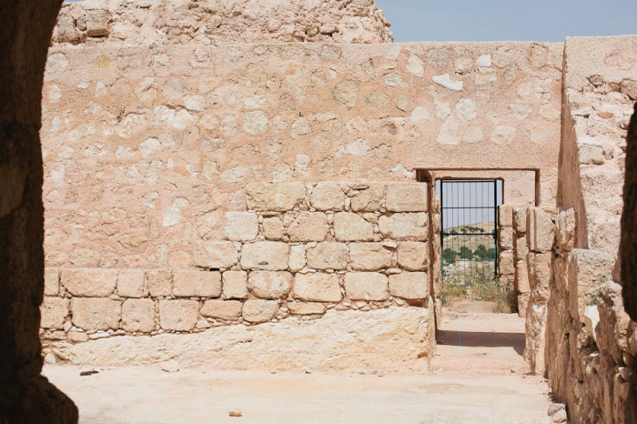 Exploring the Ancient Herodian Ruins