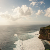 Gorgeous View at the Uluwatu Temple in Bali