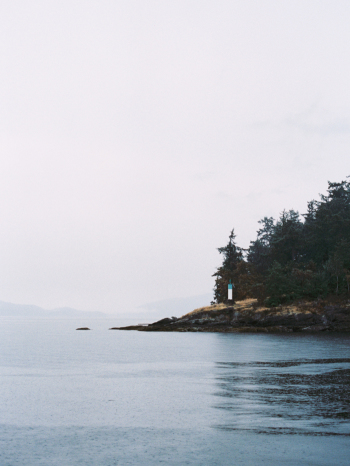 Lighthouse in Victoria British Columbia