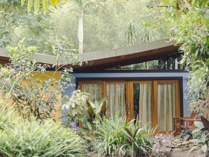 Monte Azul Eco Lodge in Costa Rica