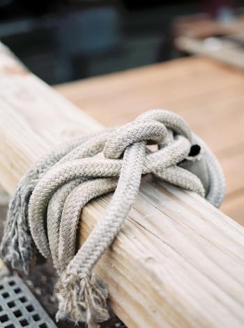 Sailing Knot in Victoria British Columbia