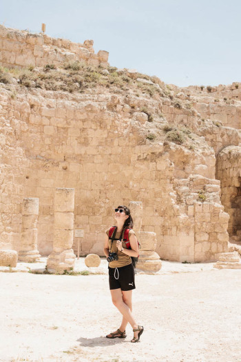 Visiting the Herodian Ruins of Palestine
