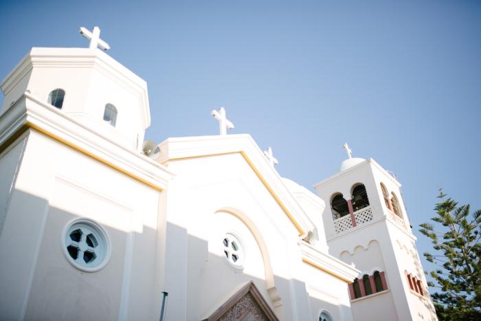 Historic Church on Kos Island