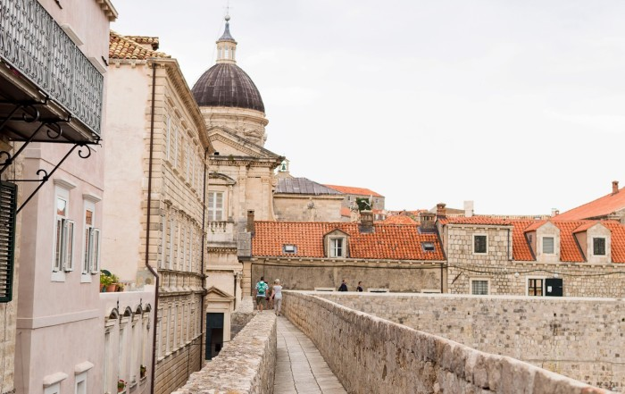 The Medieval City of Dubrovnik Croatia