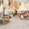 Town Market in Dubrovnik Croatia