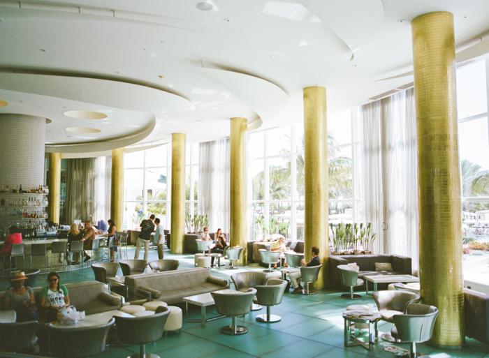 Fontainebleau Lobby Miami