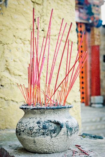 Songzanlin Monastery Incense