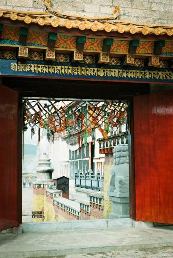 Songzanlin Monastery Shangri La