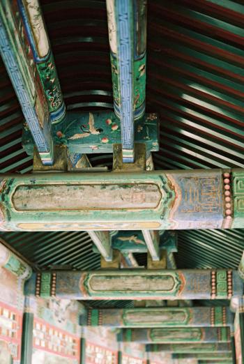 The Long Corridor Summer Palace Beijing